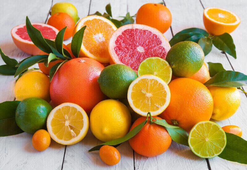 みかんやグレープフルーツの栄養素