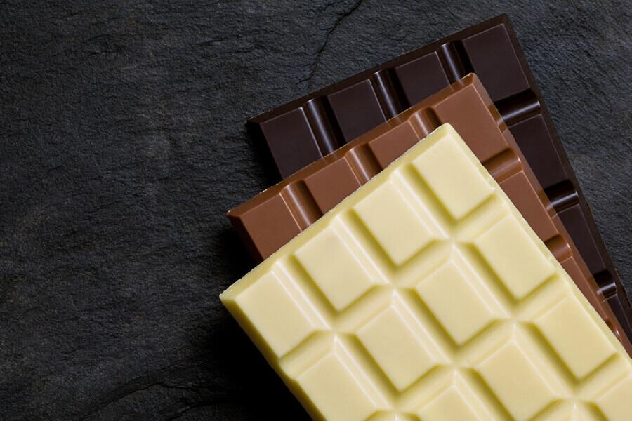 チョコレートは種類によって危険度が変わる